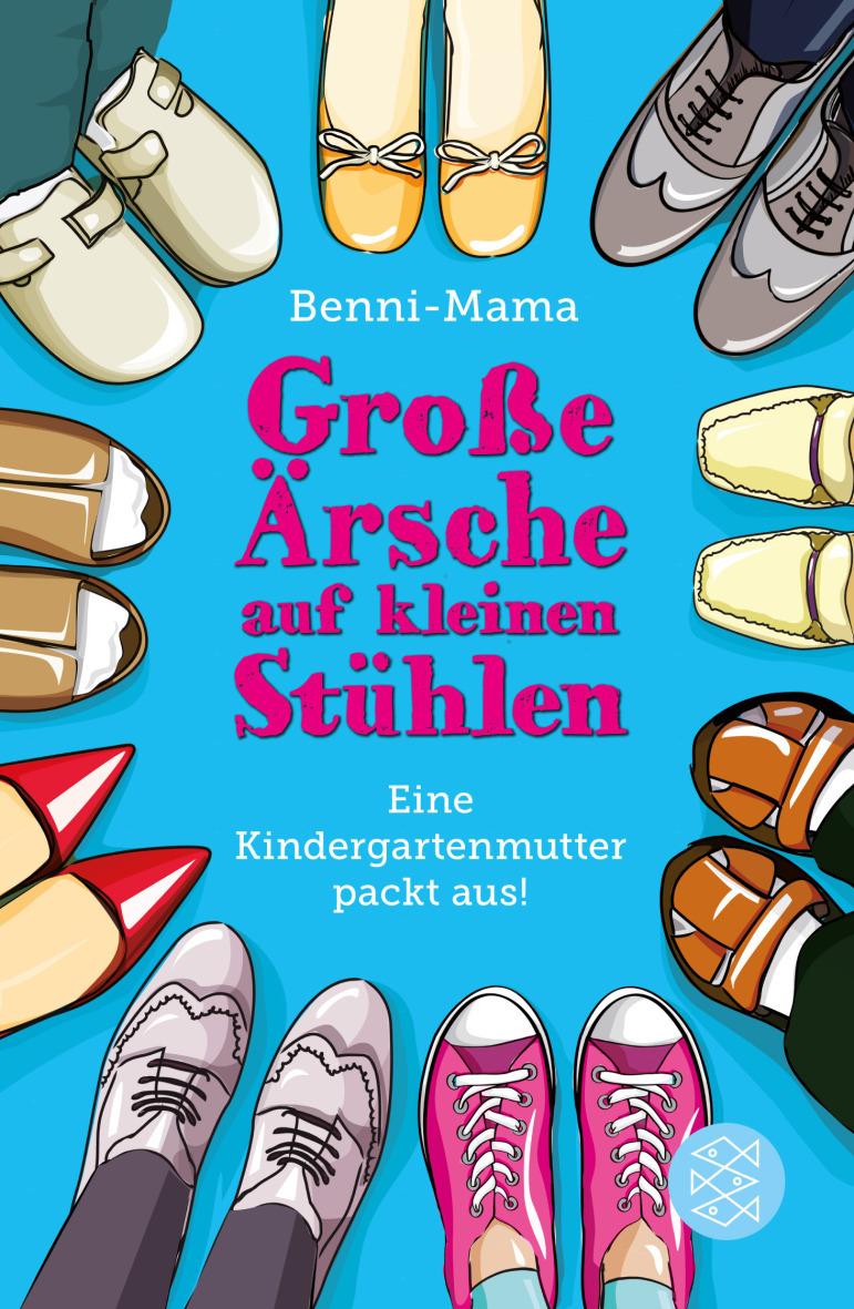 Große Ärsche auf kleinen Stühlen: Eine Kindergartenmutter packt aus! - Benni-Mama