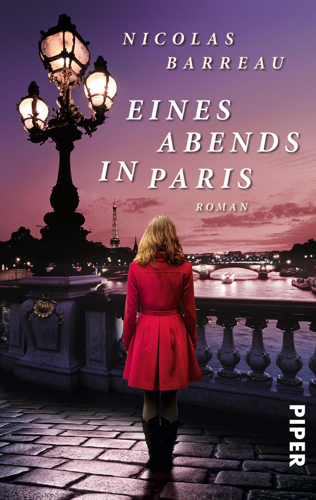 Eines Abends in Paris - Nicolas Barreau