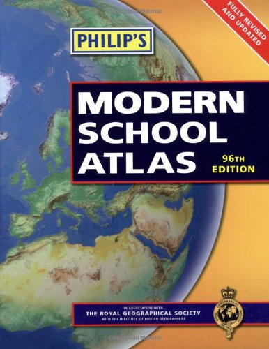 Philip´s Modern School Atlas