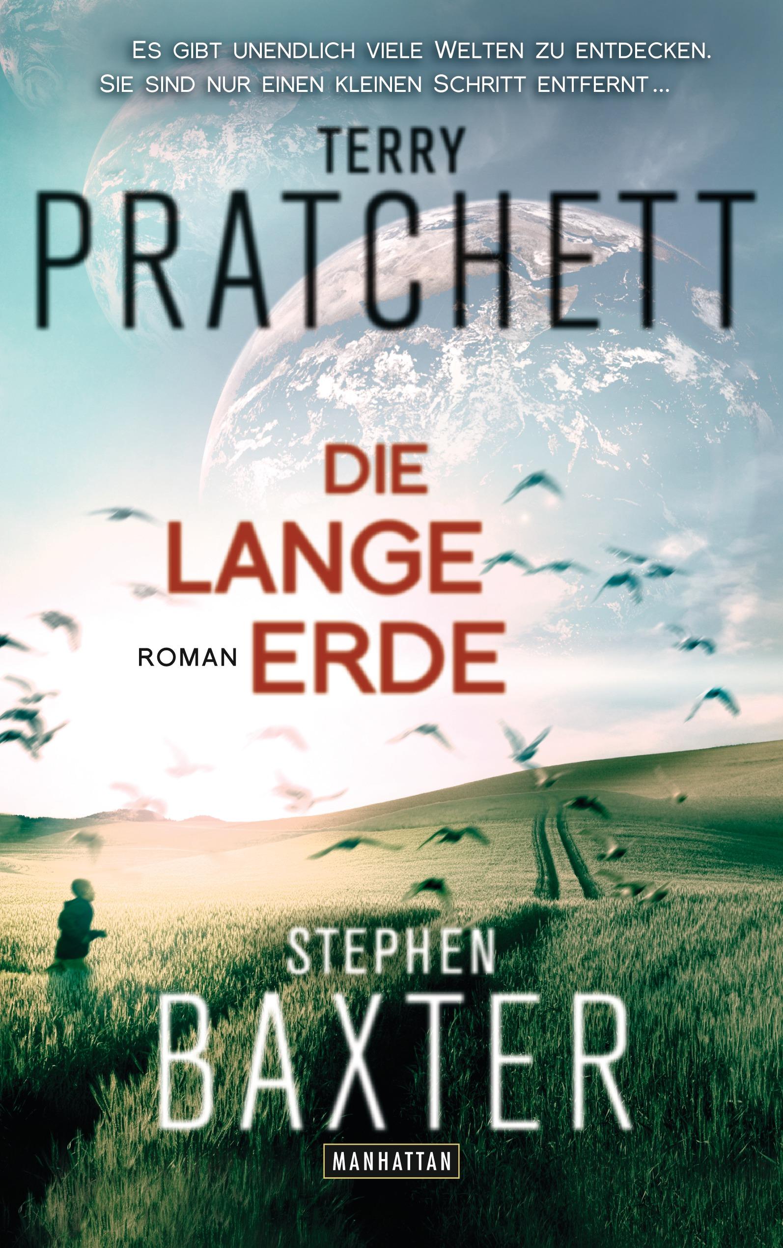 Die Lange Erde - Terry Pratchett, Stephen Baxter