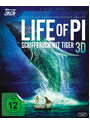 Life of Pi - Schiffbruch mit Tiger 3D [inkl. 2D Version]