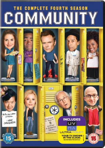 Community - Season 04 [UK Import, 2 DVDs]