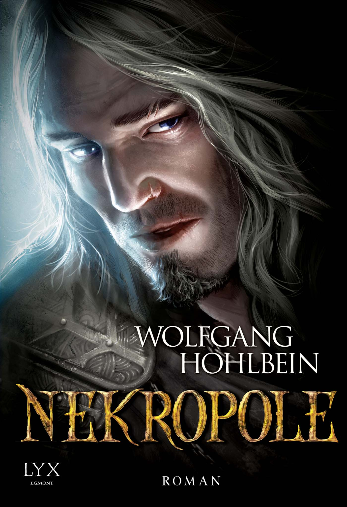 Nekropole - Wolfgang Hohlbein