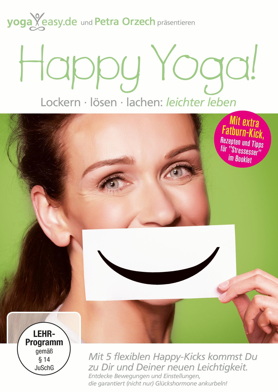 Yoga Easy - Happy Yoga! Lockern, lösen, lachen: leichter leben