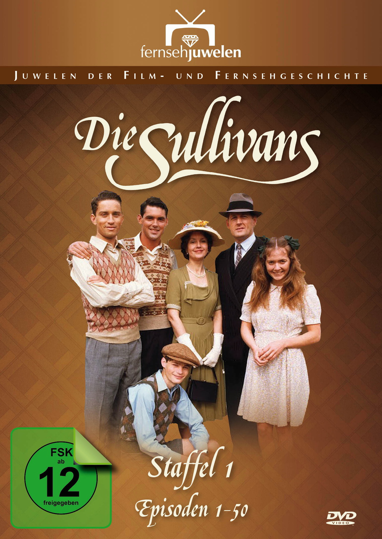 "Die Sullivans - Staffel 1 (Folge 1-50) - Australiens Pendant zu ""Das Haus am Eaton Place"" [Fernsehjuwelen, 7 DVD"