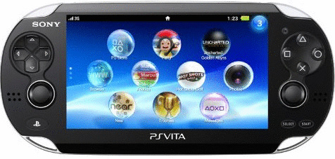Sony PlayStation Vita [Wi-Fi inkl. 8GB Memory S...