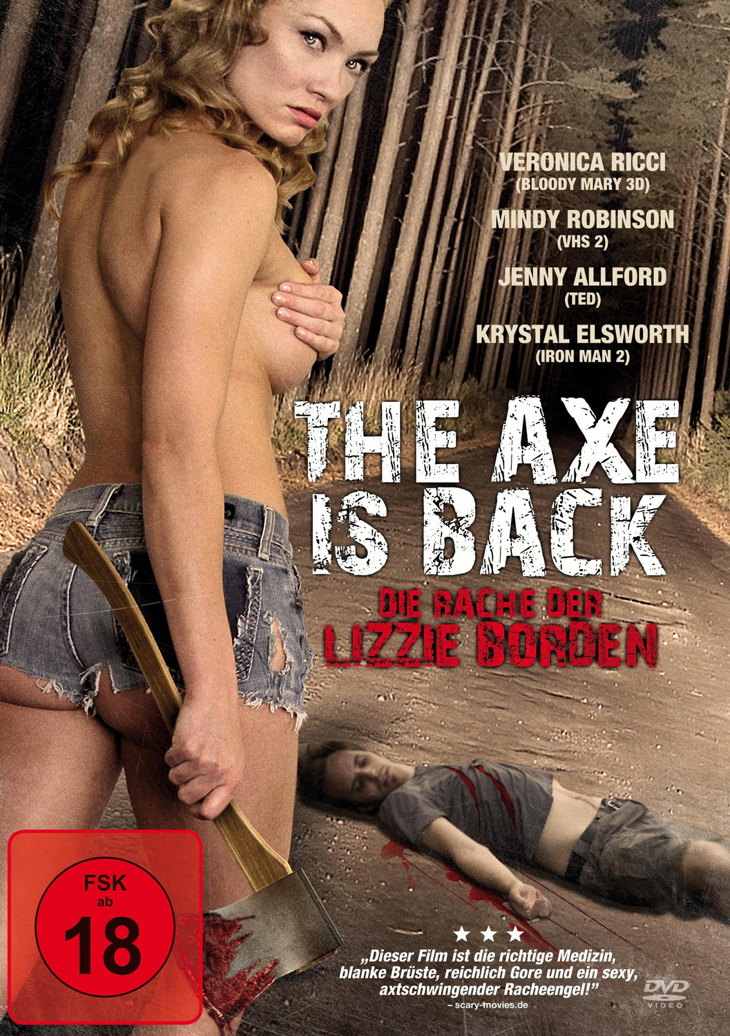 The Axe Is Back - Die Rache der Lizzie Borden