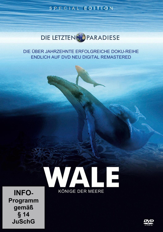 Die letzten Paradiese - Wale: Könige der Meere