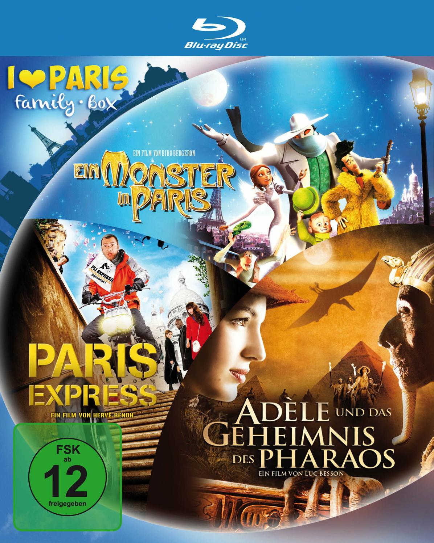 Luc Besson Paris Box