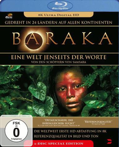 Baraka [Special Edition, 2 Discs]