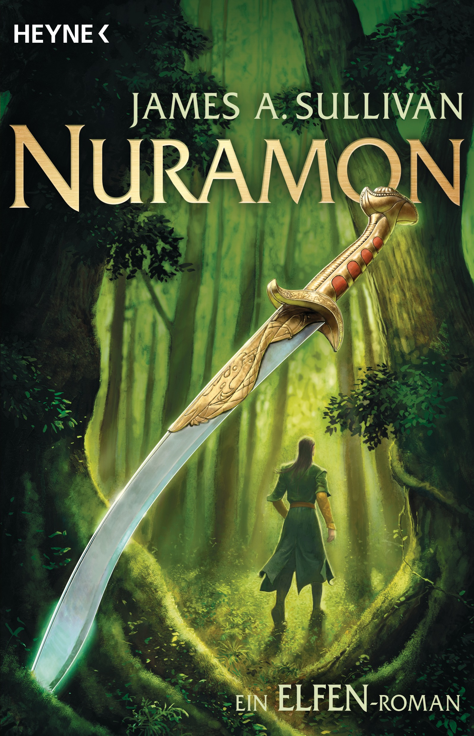 Nuramon: Ein Elfenroman - James A. Sullivan