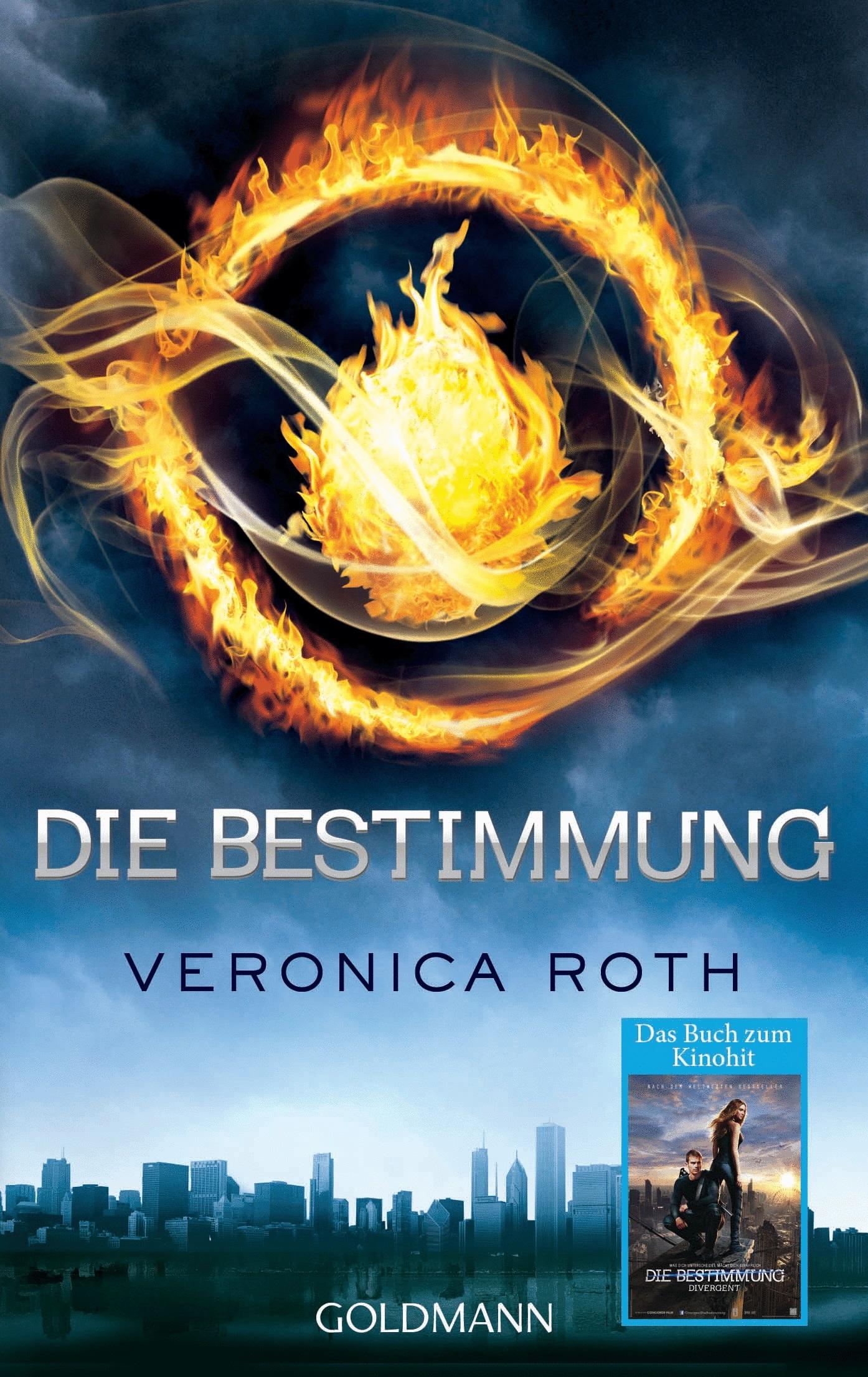 Die Bestimmung: Band 1 - Veronica Roth [Taschenbuch]