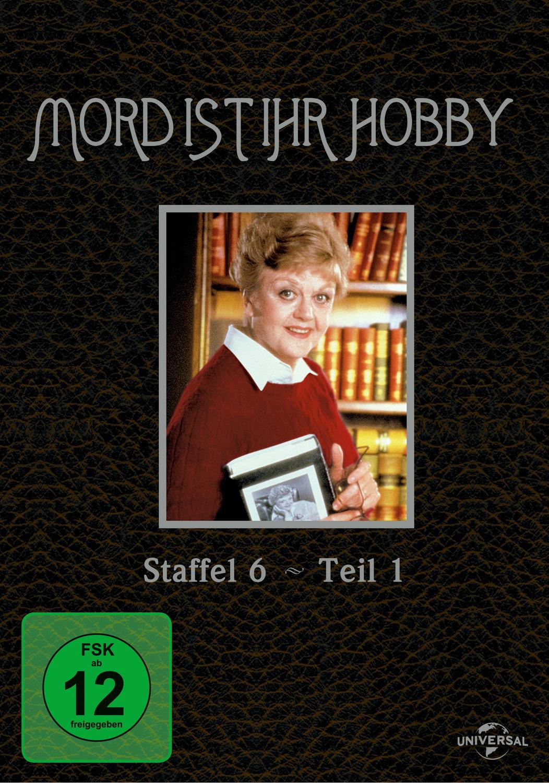 Mord ist ihr Hobby - Staffel 6.1 [3 DVDs]