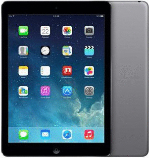 Apple iPad Air 9,7 16GB [wifi] spacegrijs