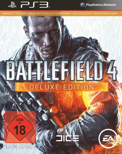 Battlefield 4 [Deluxe Edition, Steelbook]
