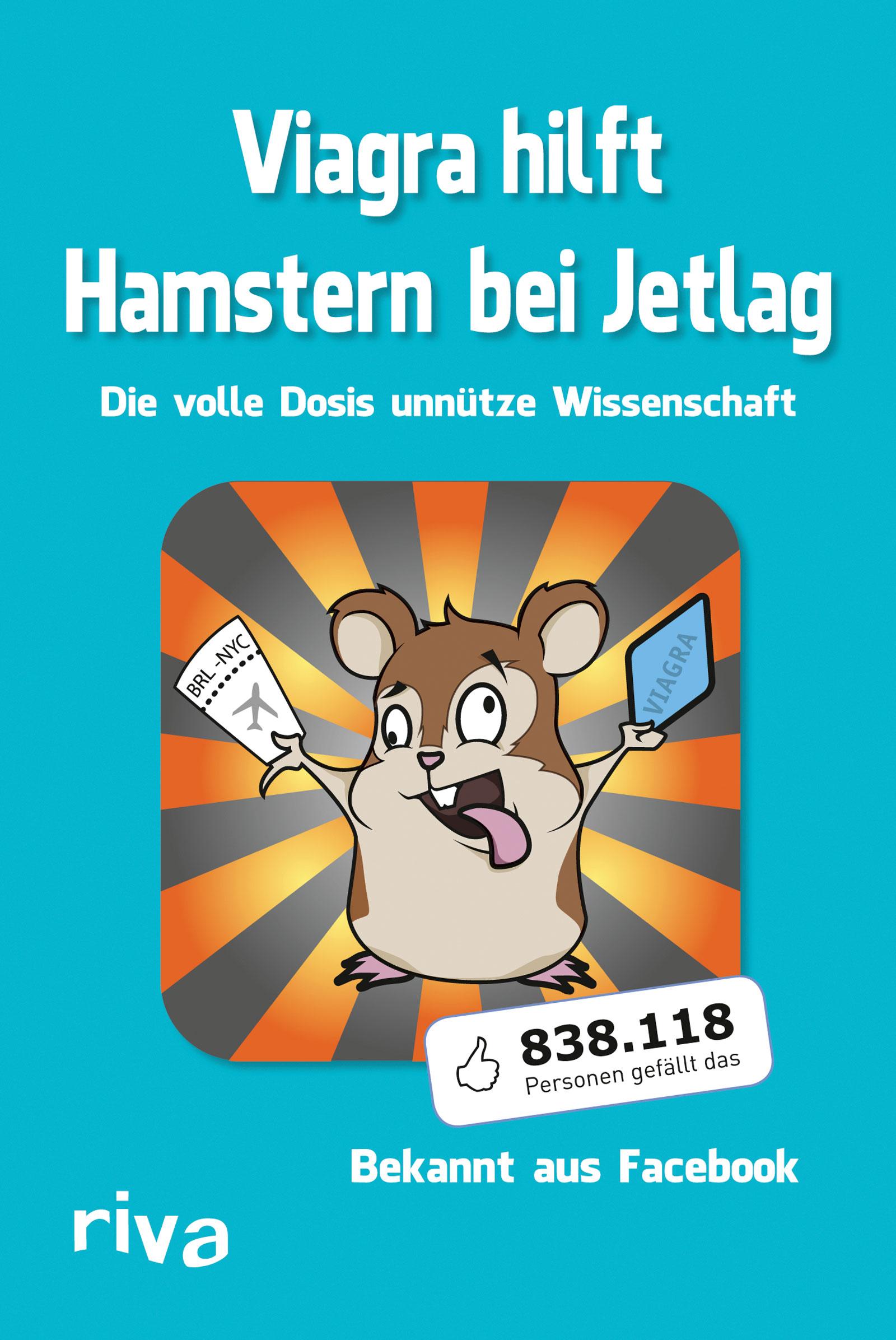 Viagra hilft Hamstern bei Jetlag: Die volle Dos...