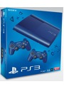 Sony PlayStation 3 super slim 12 GB SSD Azurite Blue [inkl. 2 Wireless Controller Blue]