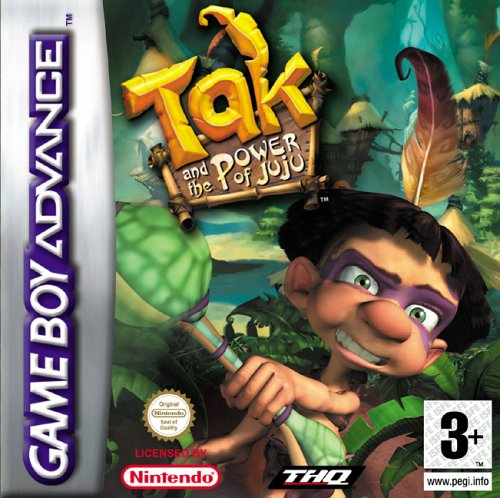 Tak and the Power of JuJu [UK Import]
