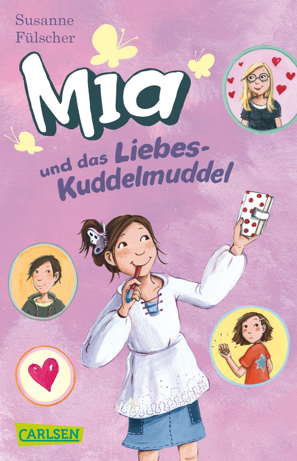 Mia, Band 4: Mia und das Liebeskuddelmuddel - F...