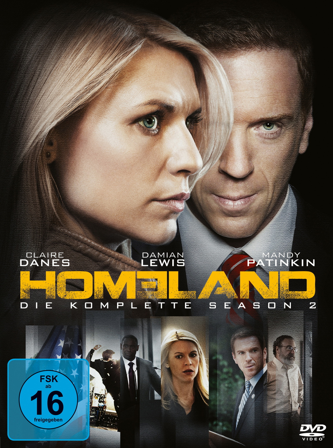 Homeland - Die komplette Season 2 [4 DVDs]