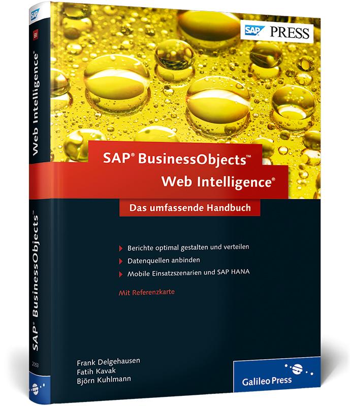 SAP BusinessObjects Web Intelligence: Das umfas...