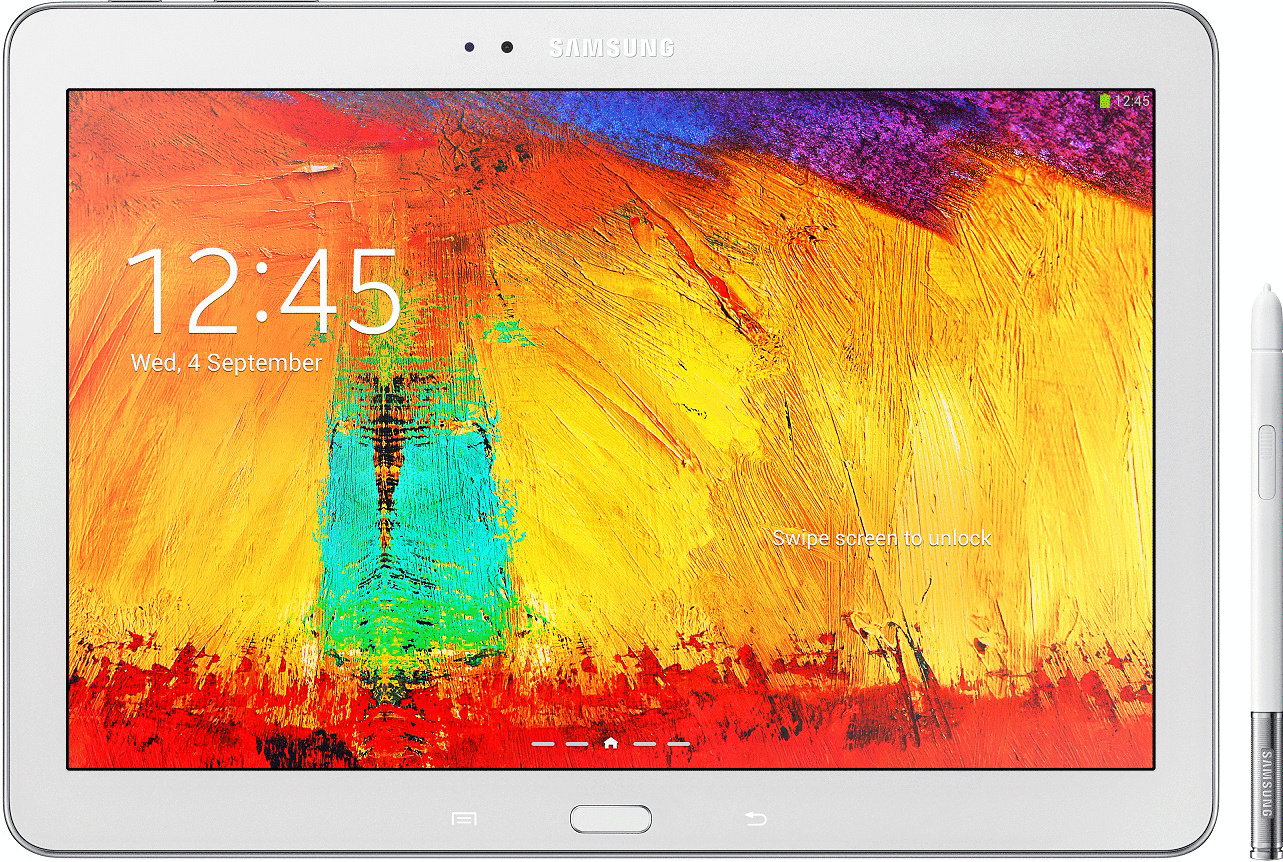 Samsung Galaxy Note 10.1 2014 Edition 10,1 32Go [Wi-Fi] blanc