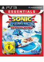 Sonic All Stars Racing Transformed [Essentials]