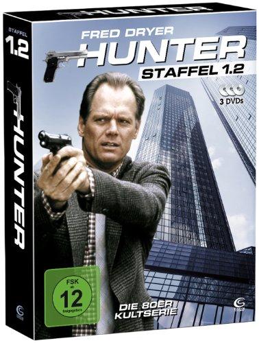Hunter - Gnadenlose Jagd: Staffel 1.2 [3 DVDs]