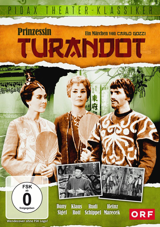 Prinzessin Turandot [Pidax Theater-Klassiker]