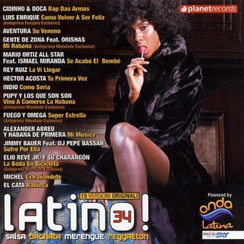 Various - Latino! 34