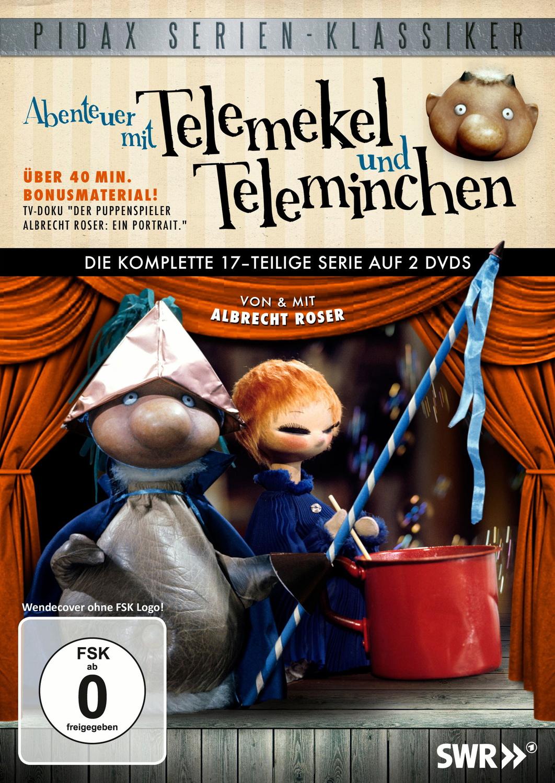 Telemekel und Teleminchen - Die komplette Serie...