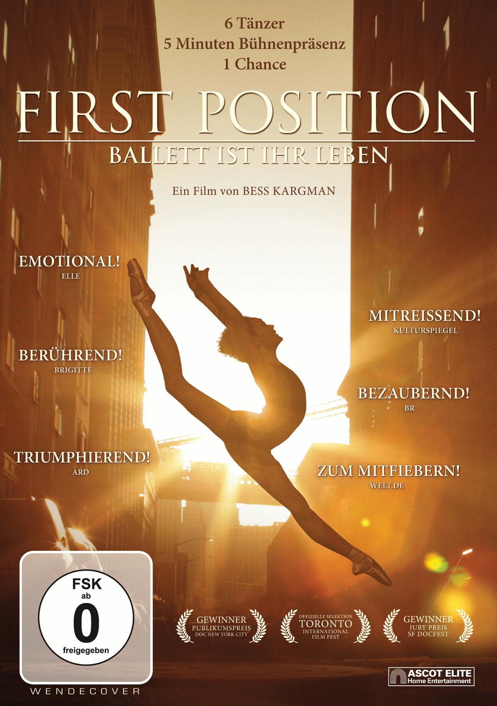 First Position - Ballett ist ihr Leben - Mediabook [2 DVDs]