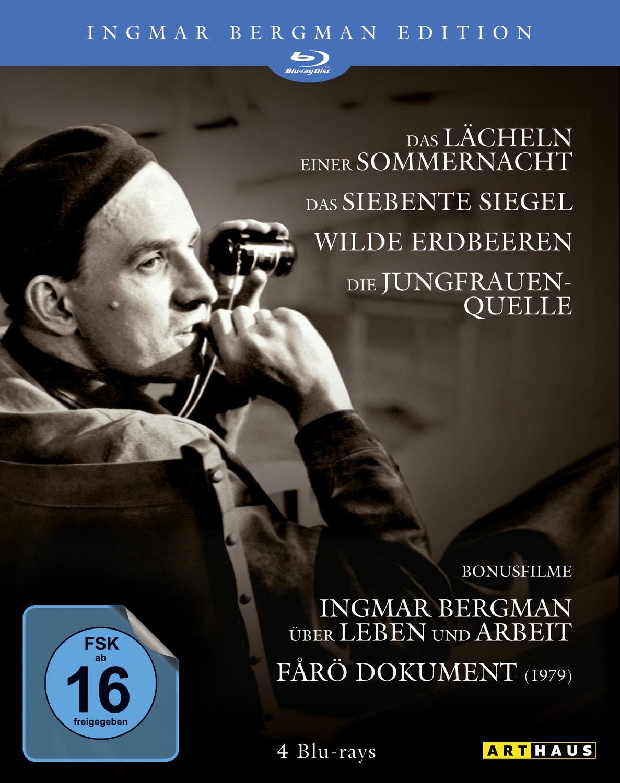 Ingmar Bergman Edition [4 Discs]