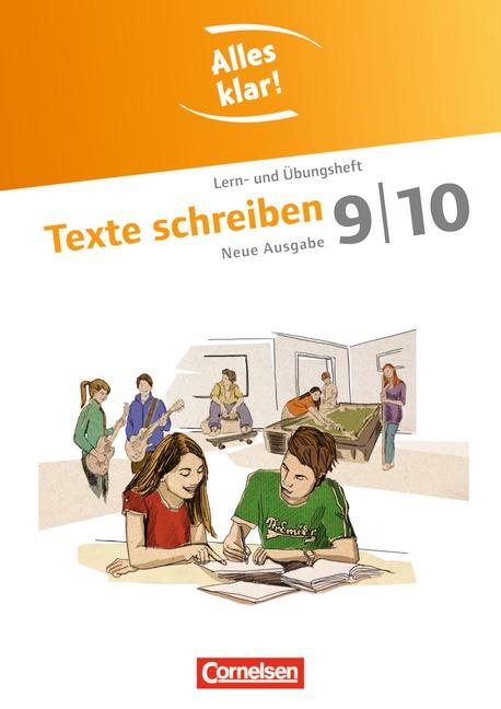 Alles klar! - Deutsch - Sekundarstufe I - Neue ...
