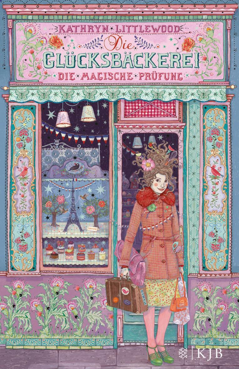 Die Glücksbäckerei - Die magische Prüfung - Littlewood, Kathryn