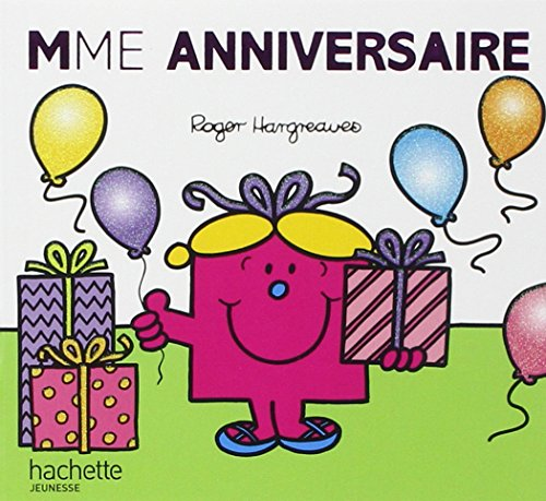 Madame Anniversaire (Monsieur Madame) - Hargreaves, Roger