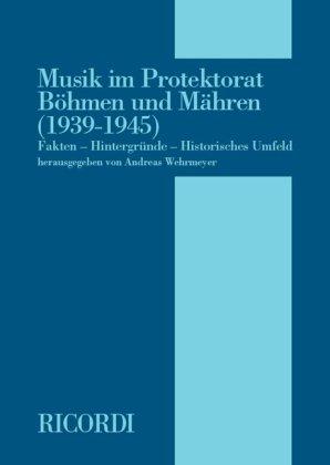 Musik im Protektorat Böhmen und Mähren (1939-19...