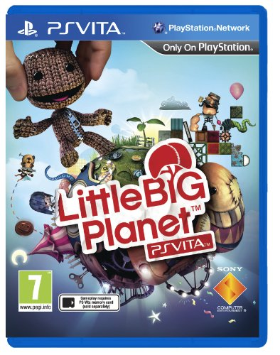 [UK-Import]Little Big Planet Game PS Vita
