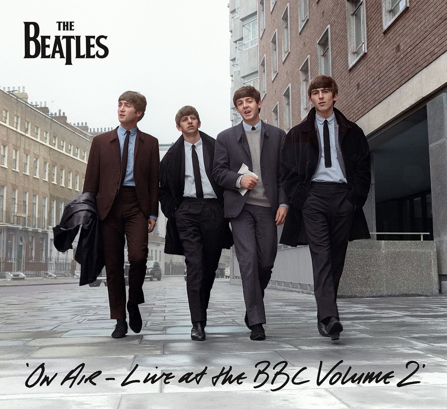 the Beatles- On Air - Live at the BBC Volume 2