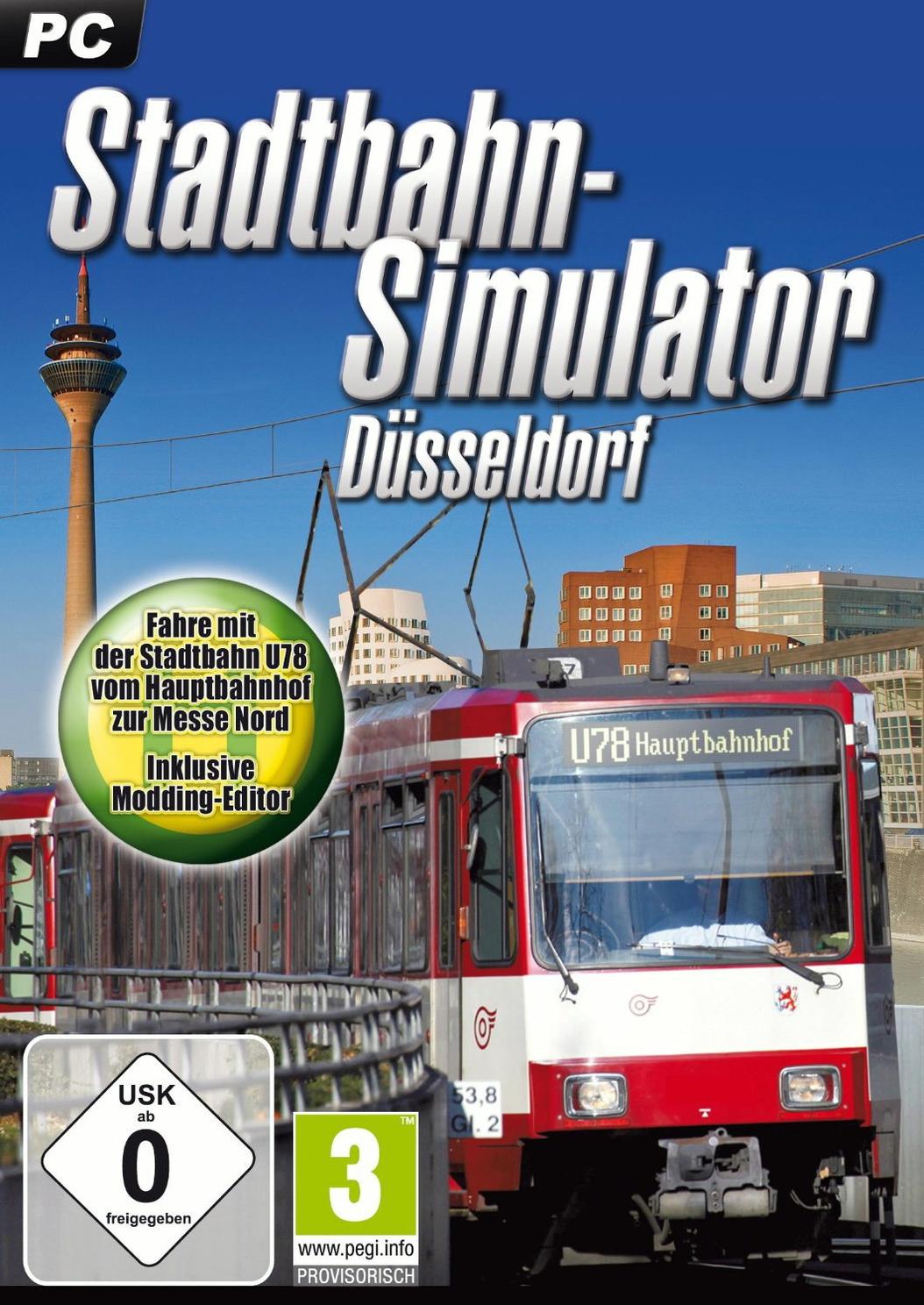 Stadtbahn Simulator Düsseldorf