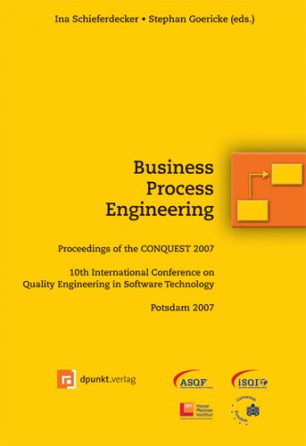 Business Process Engineering. Conquest-Tagungsb...