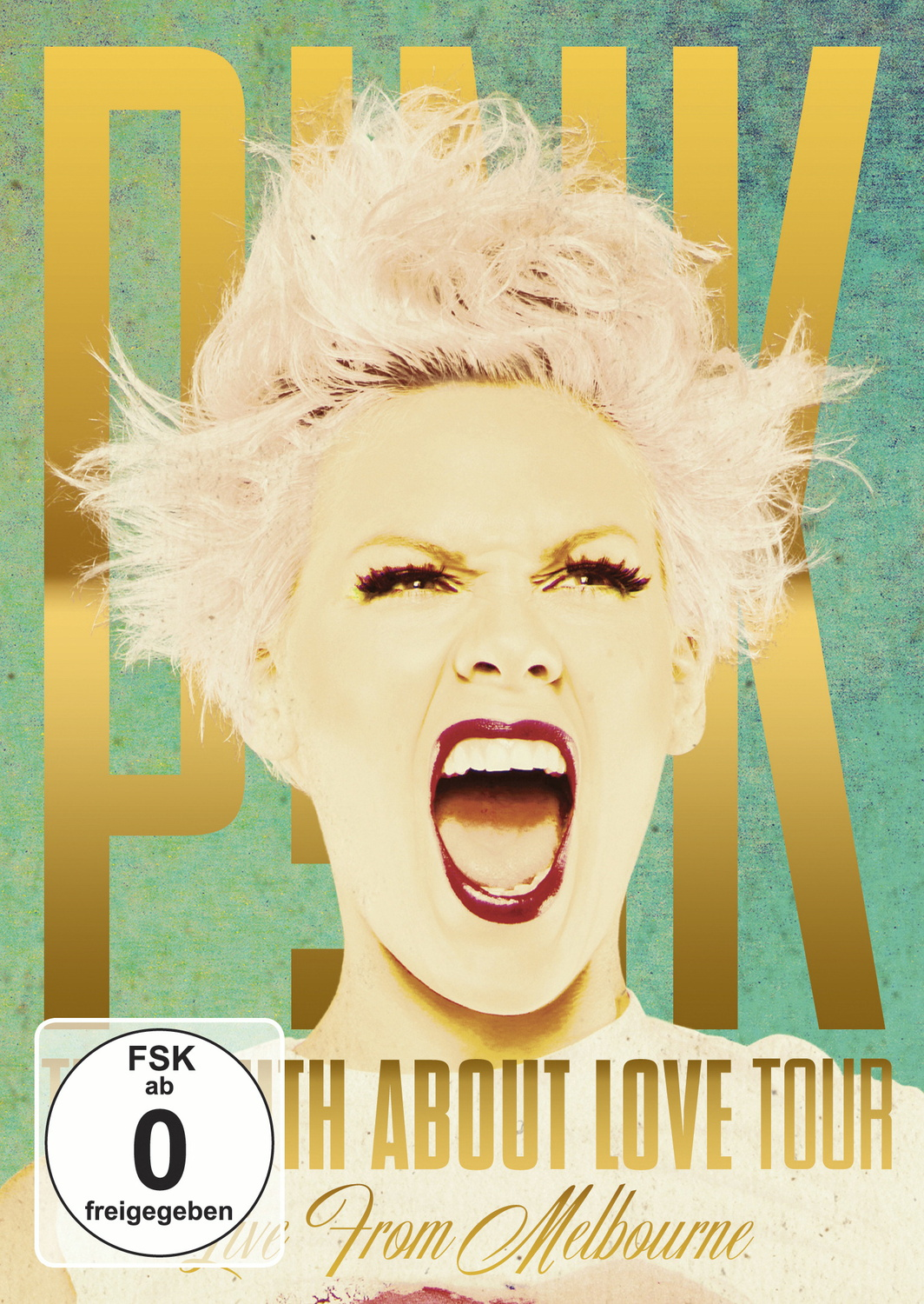 Pink - The Truth About Love Tour / Live in Melbourne