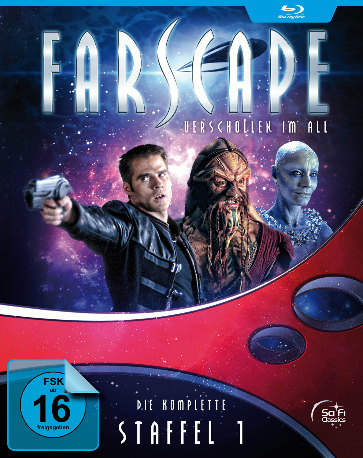 Farscape - Verschollen im All - Staffel 1