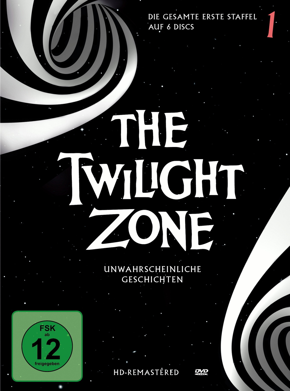 Twilight Zone - Staffel 1 [6 DVDs]