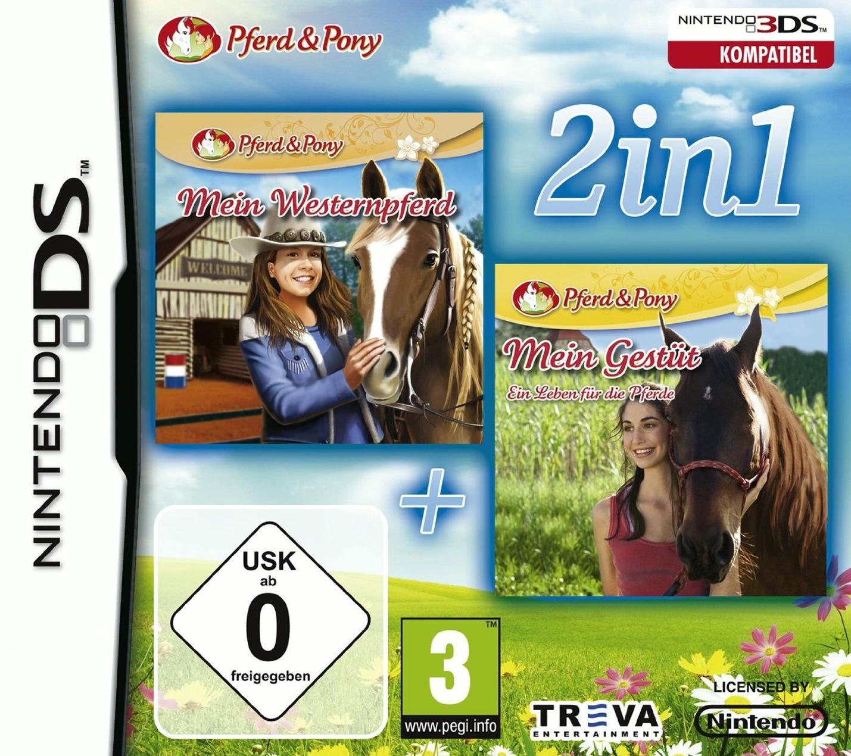 Pferd & Pony: Westernpferd + Mein Gestüt 2 [Sof...