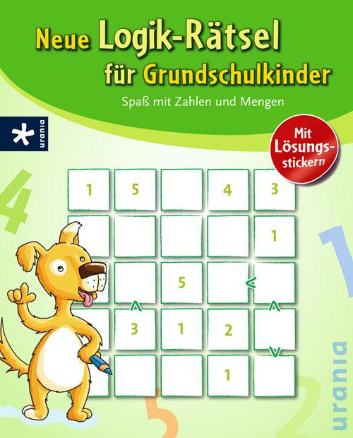 Neue Logikrätsel für Grundschulkinder: Spaß mit...