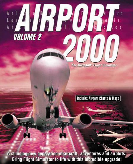Flight Simulator - Airport 2000 Vol.2