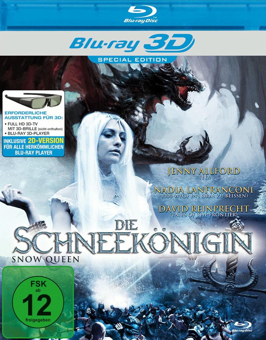 Die Schneekönigin - Snow Queen 3D