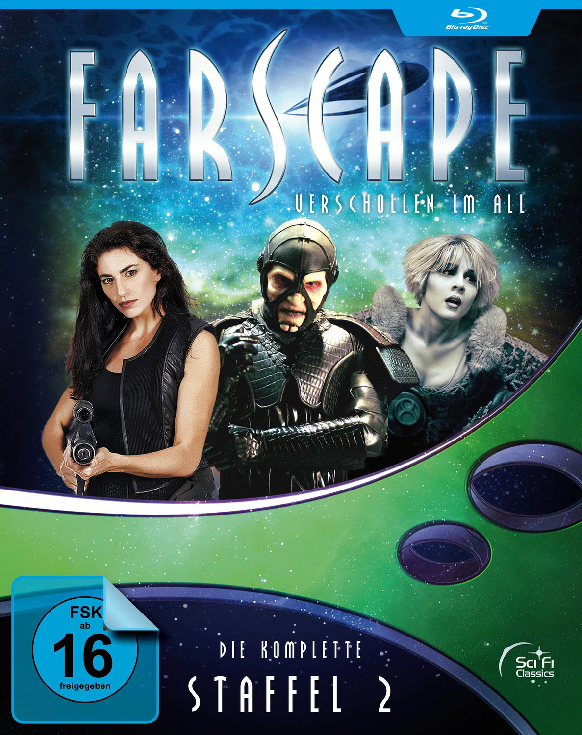 Farscape - Verschollen im All - Staffel 2