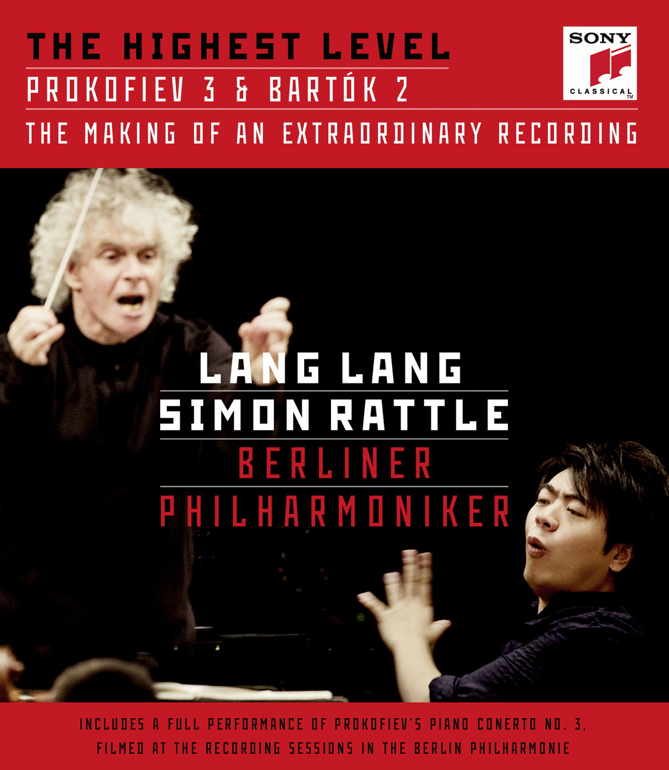 Lang Lang - The Highest Level: Documentary on the Recording & Prokofiev: Piano Concerto No. 3